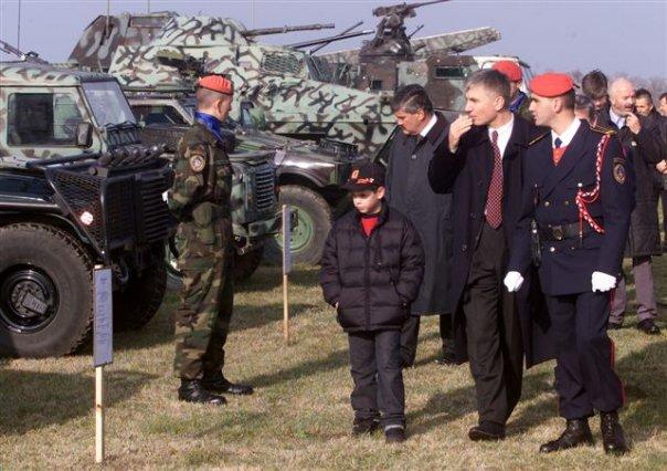 Legija i Zoran Djindjic