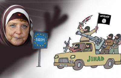 Angela Merkel migranti