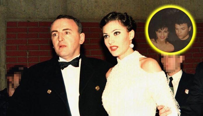 Svetlana Ceca Ražnatović i Arkan Ljubav