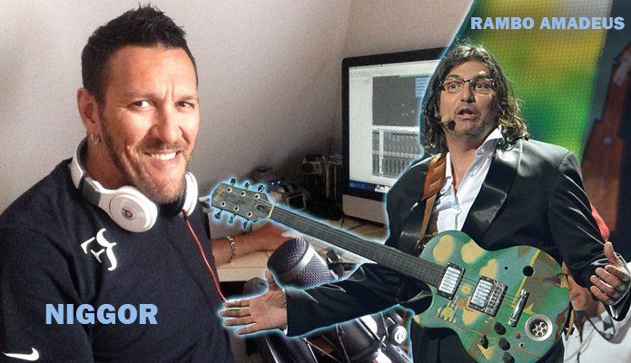 Monteniggers-Niggor-Rambo- Amadeus