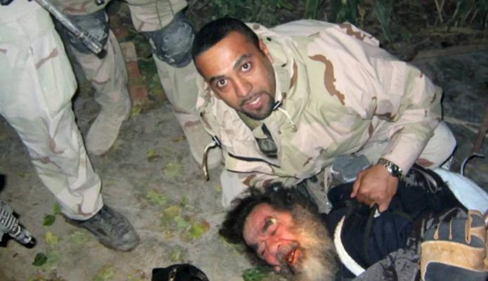 Saddam Hussein Hapsenje Zarobljen Mrtav