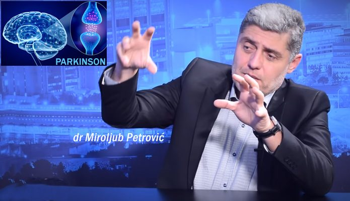 Miroljub Petrovic - Parkinsonova Bolest