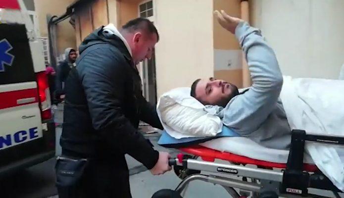 Darko Lazić izašao iz bolnice