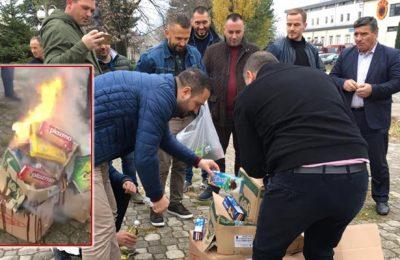 Albanci na Kosovu
