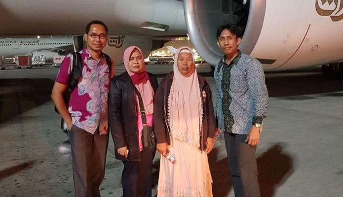 Porodica krenula u posjet