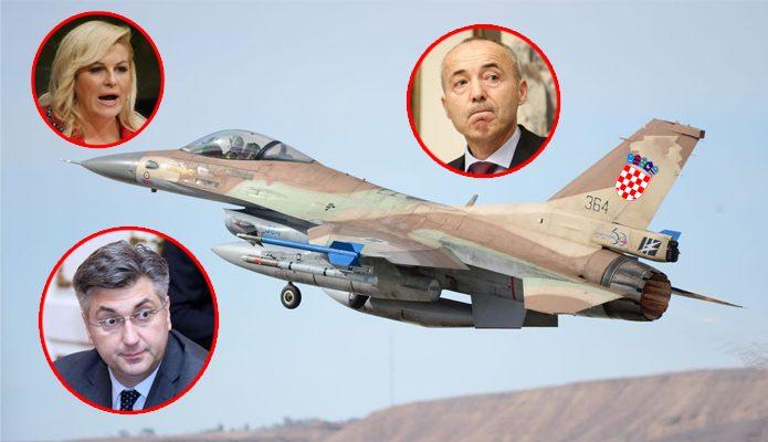 Izraelski avioni Hrvatska