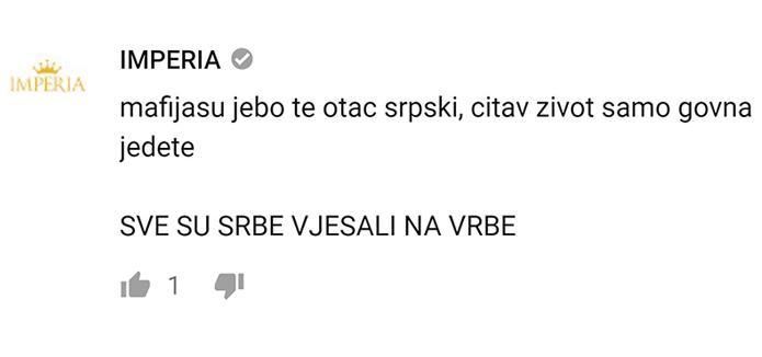 Jala Brat i Buba Corelli Vredjaju Srbe