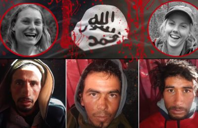 Teroristi spavači Maroko