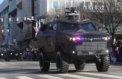 Despot oklopno vozilo