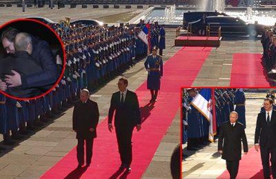 Putin posjeta Srbija