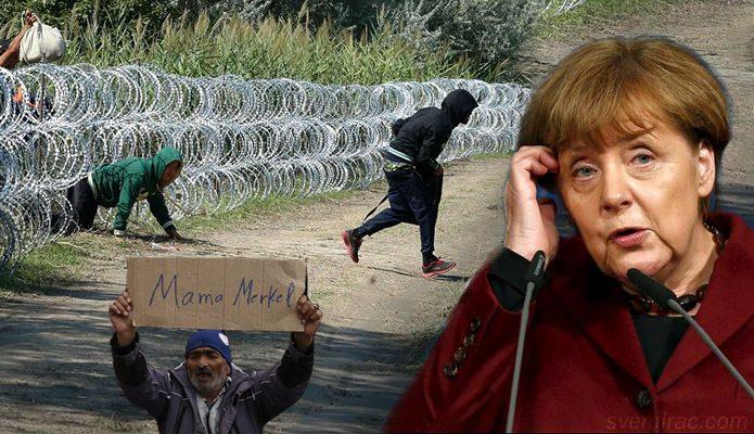 Migranti i izbjeglice Njemačka