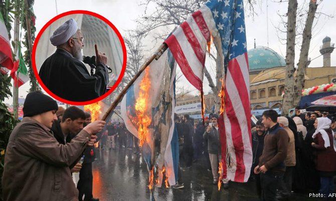 Iran - Islamska Revolucija