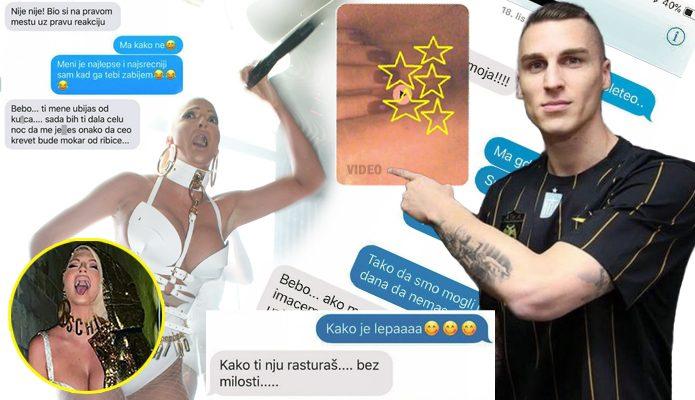 Nove porno prepiske Ognjen i Jelena Karleuša