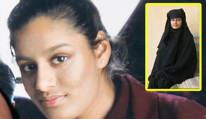 Shamima Begum ISIS