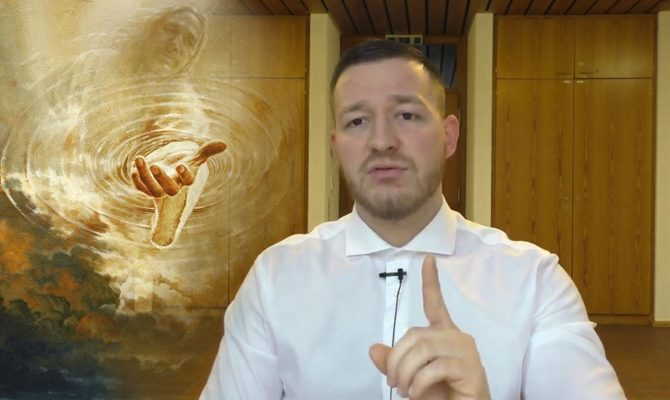 Elmas Čerimović i Isus