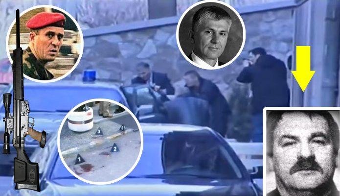 Kujo Kriještorac atentat Zoran Đinđić