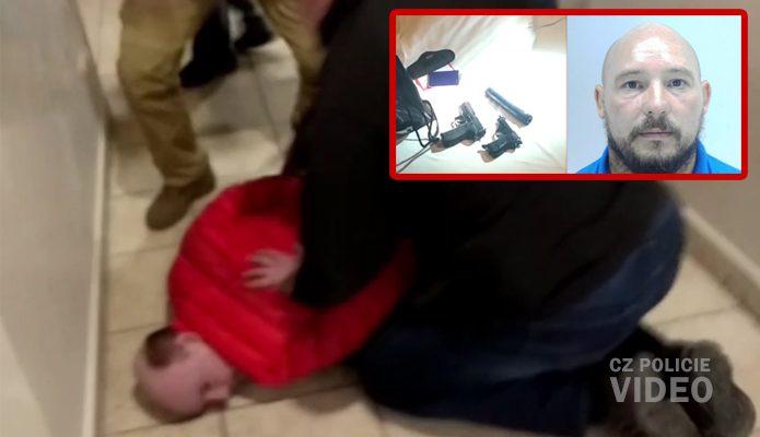 Uhapšen Caba Der video snimak