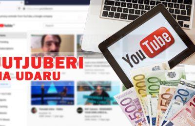 Youtube i jutjuberi - influenseri