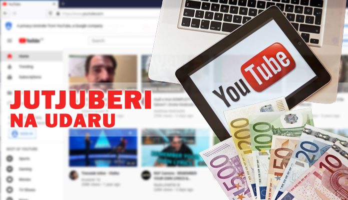 Youtube i jutjuberi - influenseri