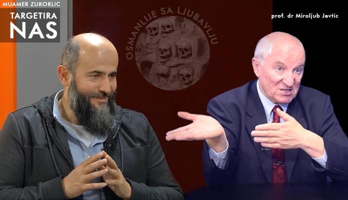 Muamer Zukorlic i Miroljub Jevtic