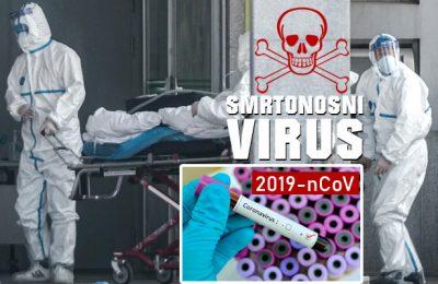 Koronavirus epidemija - virus 2019-nCoV